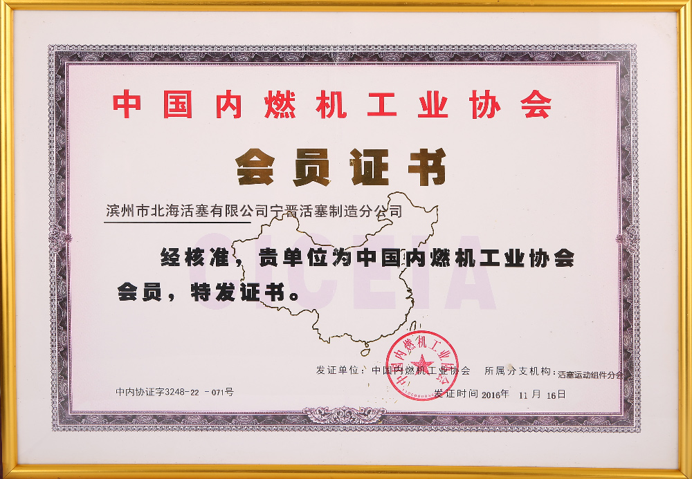 China Internal Combustion Engine Industry Association